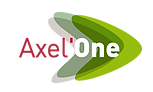 Axel'One logo