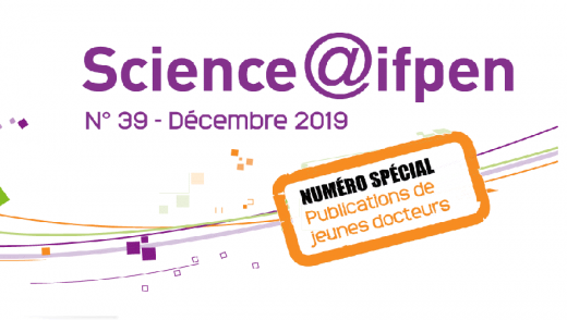Issue 39 de Science@ifpen