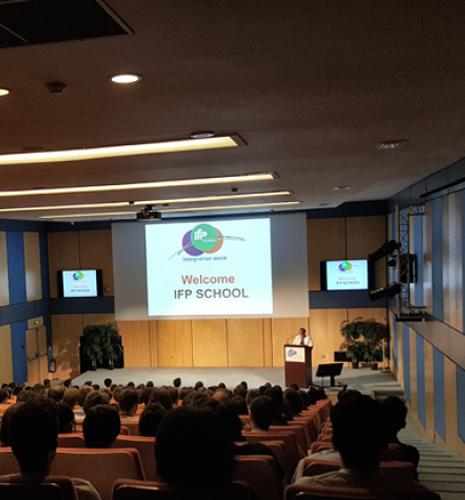 IFP School: Integration Week 2019