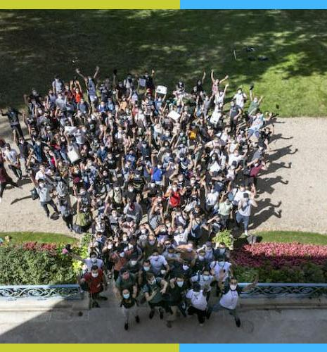 IFP School students