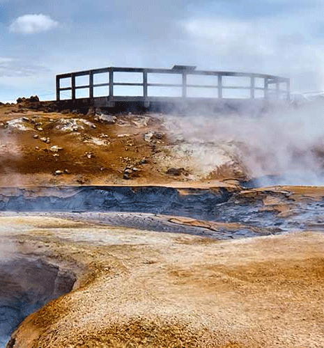 Reducing gas emissions from geothermal power plants | The GECO project selected for the Horizon 2020 program