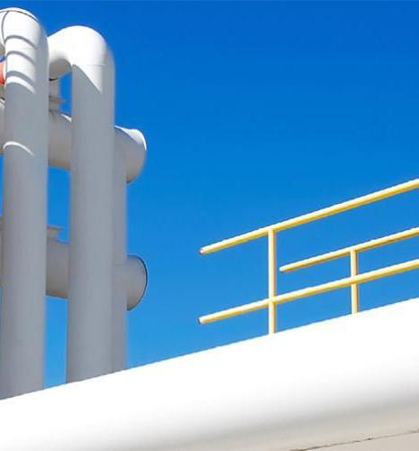 traitement de gaz