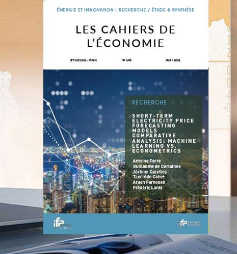 Cahiers de l'Économie n°143