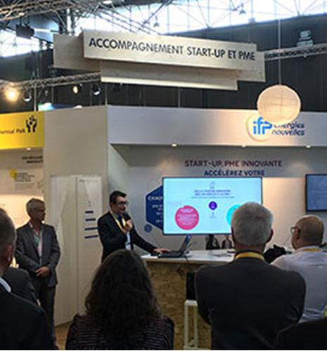 IFP Energies nouvelles was present at Pollutec 2018, the reference event for all environment and energy professionals.