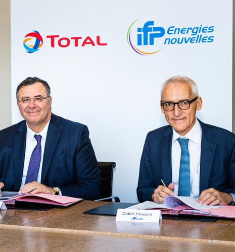 Signature TOTAL-IFPEN