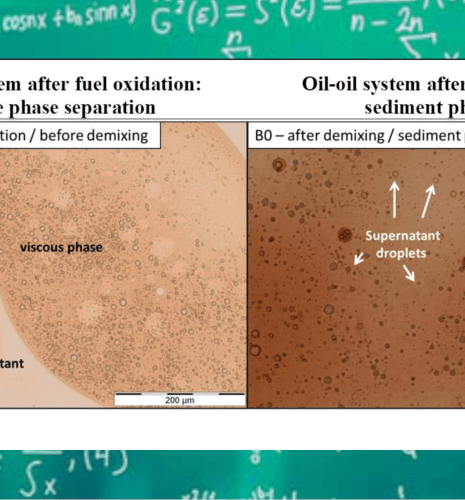 IFPEN sheds light on the genesis of deposit formation in fuels