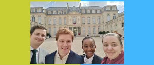 IFP School students contribute to the development of the France 2030 Plan