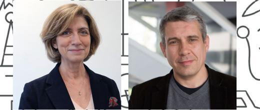 Olga Vizika-Kavvadias et Benjamin Herzhaft
