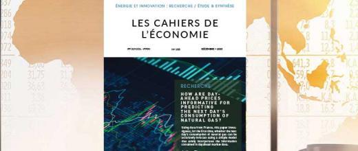 Les Cahiers de l'Économie