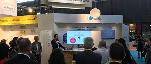IFP Energies nouvelles participates in Pollutec 2020, the reference event for all environment and energy professionals.