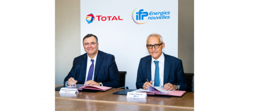 Total and IFPEN Team Up to Accelerate Carbon Reduction R&D
