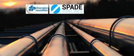 IFPEN supports the SME Spade Pipelines for pipeline safety